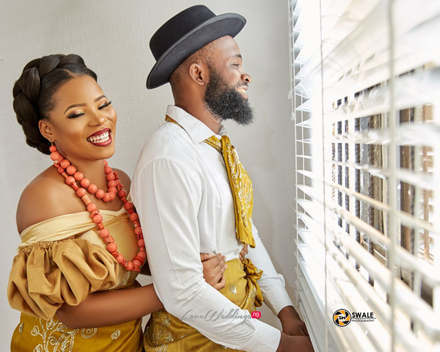 A cultural pre-wedding shoot with a modern twist | Tobbies Touch