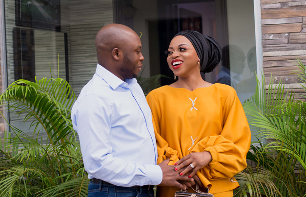Monsurah & Saheed's PreWedding Shoot is perfect for Friday | #ForeverMS19