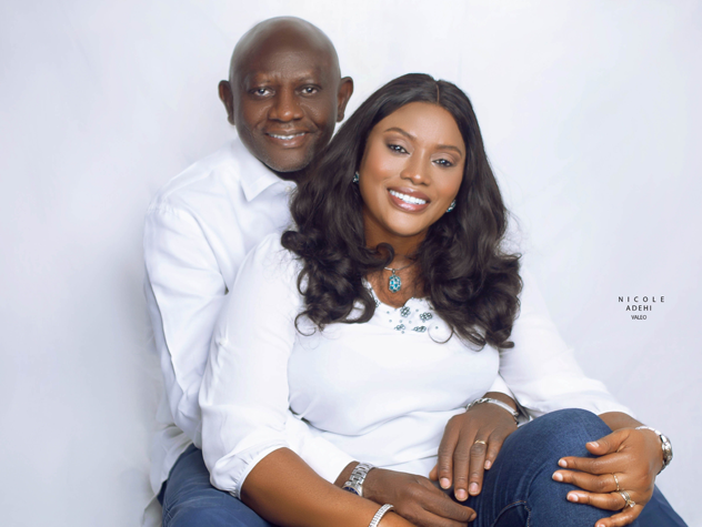 The Adehi's 25th wedding anniversary message will make you go awww