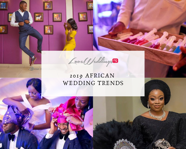Code Orange, Damask is back, The Awgz Effect & more 2019 Wedding Trends