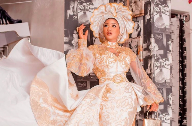 All the wedding worthy looks from Chief Rasak Okoya's 80th birthday celebration