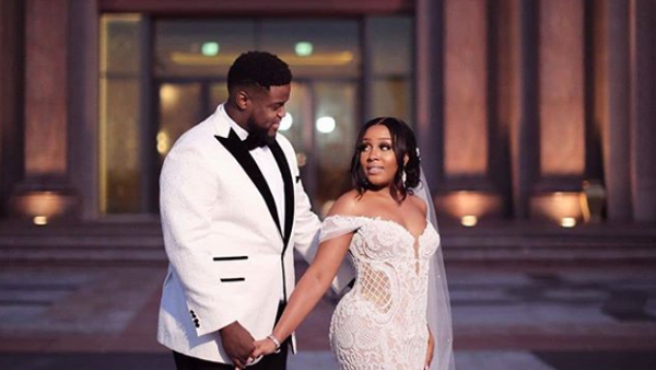 Adewale & Kani Adeleke's #Adekani wedding in Abu Dhabi, #SJKForever & more wedding news