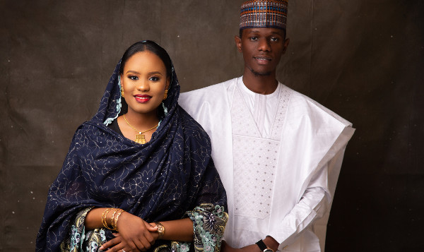 Fatima & Bunu's PreWedding photos are stunning and perfect for Friday