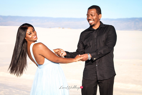 Ebere & Raphael's love story is a case of divine love