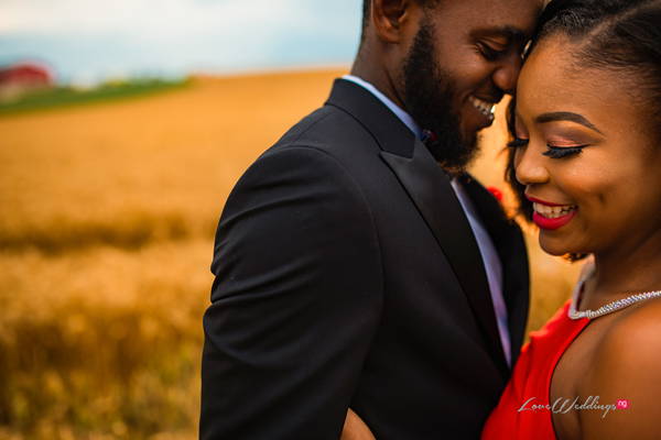 Cynthia & Jide's PreWedding Photos are so perfect | #CJLoveStory