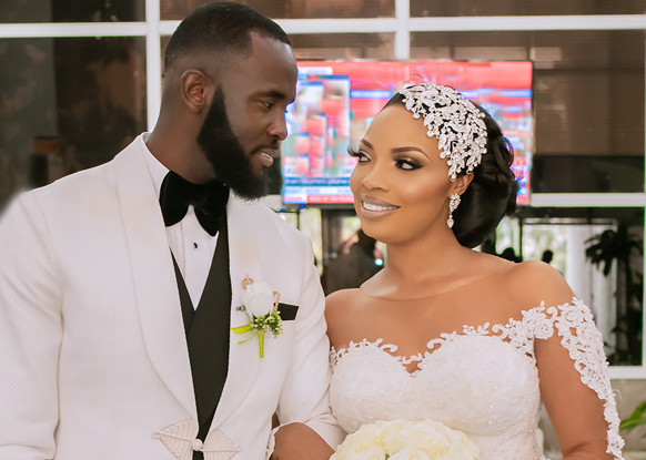 Temitope & Kay's outdoor wedding in Abeokuta | #TnkLove2020