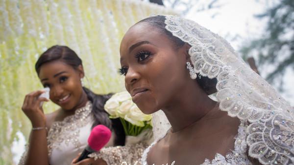 Your VIP pass to Tomike Adeoye's #TheTTAffair White Wedding