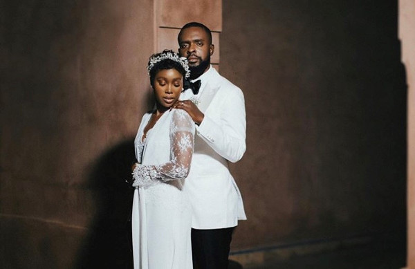 Dodos & Tolu's Beautiful Intimate Wedding In Morocco