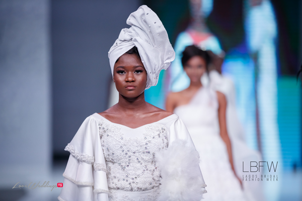 Top 10 looks from the first-ever Lagos Bridal Fashion Week runway | Day 2