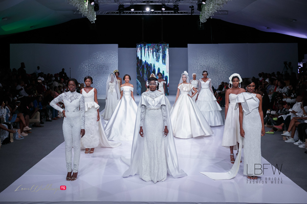 Our favorite looks from #LagosBFW featuring Kosibah, Ese Azenabor & more