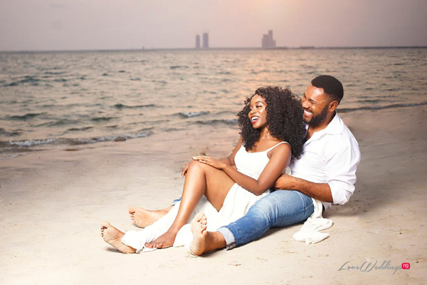 A LinkedIn love story featuring Linda & Sammah