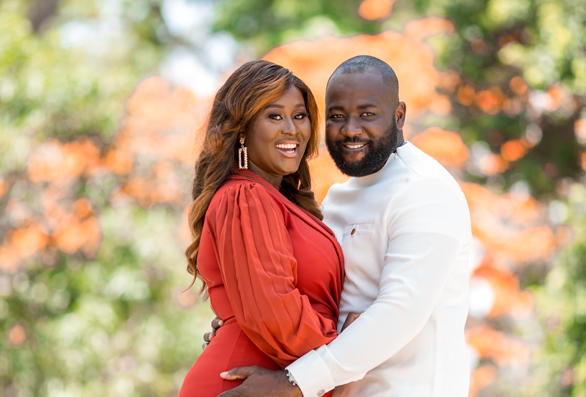 Anita & Kwame's love story is INTERESTING!| #NKArolling2020
