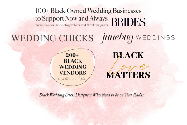 #BlackLivesMatter: How mainstream bridal media houses are responding