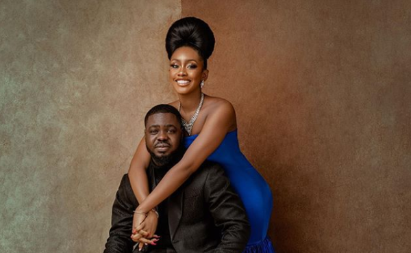 Emmanuella Yaboh & Michael Akinrinde's Power Couple PreWedding Shoot | #Mikella20