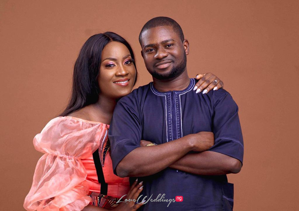 Tobi & Abolaji's original wedding was postponed due to the COVID-19 pandemic | #BET❤️Story
