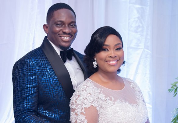 Abimbola & Tosin's stunning Nigerian Wedding | #BTLoveAffair2020
