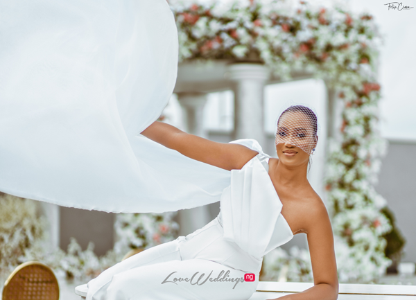 Olaitan & Segun's civil wedding ceremony is goals! | 2706 Events