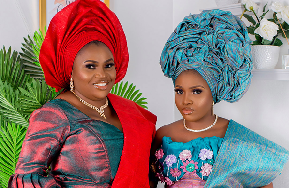 This traditional bridal shoot is oh so ombre| Dewumi Photography