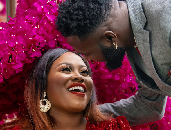Odunayo & Bankole's love is a story of faith & fate | #FaithandFate2020