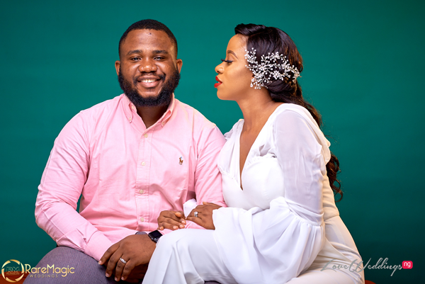 Secondary school mates, Ronke & Tosin broke up but love found a way back