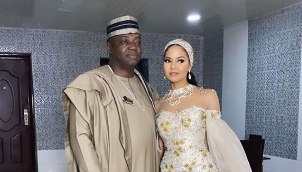 Hanan Buhari's wedding, the Prince & Princess of Ebiraland & more wedding news