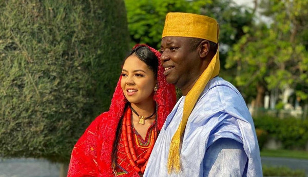 Adama Indimi weds Prince Malik, #PrayforLebanon & more wedding news