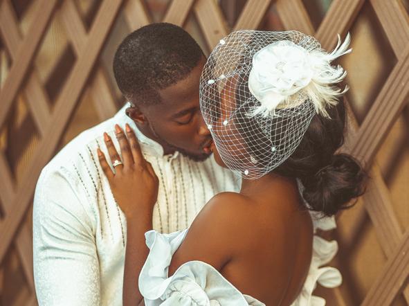 Daniel & Abigail's Ghanaian love story | #DNA2020