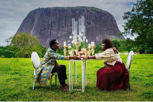 Esé Azénabor's 2021 bridal collection, Angela Okorie's Baby Chu Chu & more wedding News