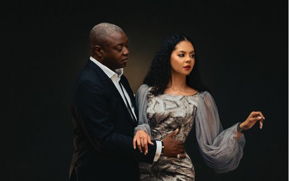 Adama & Prince Malik's stunning pre-wedding pictures by Bedge