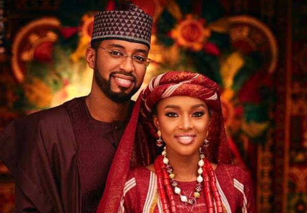 Aisha Hanan Buhari & Mohammed Turad Sani Sha'aban's pre-wedding photos for #HamadForever