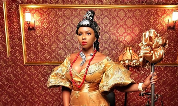 Yemi Alade's Ibibio/Efik bridal look, Powede Awujo's wedding guest look & more top Instagram wedding moments
