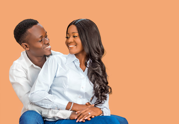 """Falling in love was beyond our control"" 
