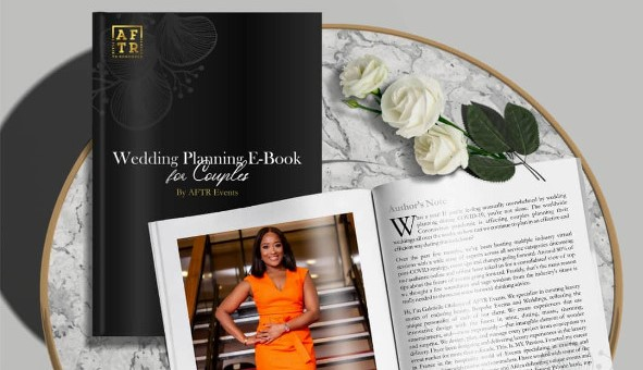 Download your free guidebook to planning a luxury wedding