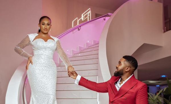 Williams Uchemba's traditional wedding, #ISquared18, and more wedding news
