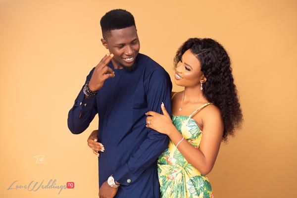 Ikeoluwa & Adetola's magical love story | #LovelikeMagik