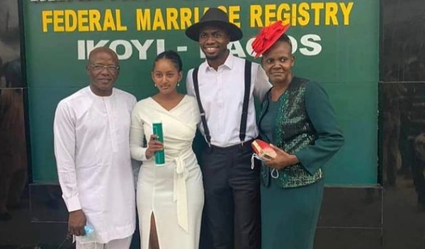 Aziza Dangote weds, Josh2Funny is married, Ariana Grande is engaged & more wedding news