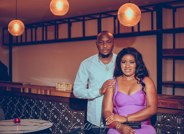 Opeyemi surprised Tobiloba with a beautiful proposal | #TobisLuxuryProposal
