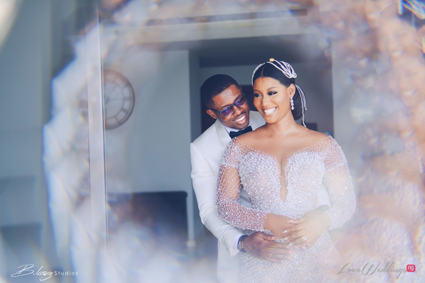 Its time to #PartywiththeOminis, Ruby & Omini's wedding photos are stunning