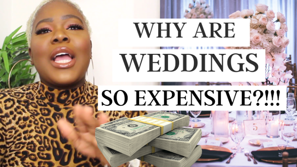6 reasons why weddings are so expensive! – Wura Manola