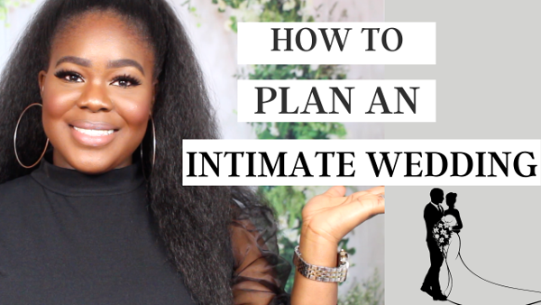 How to plan an intimate wedding – Wura Manola