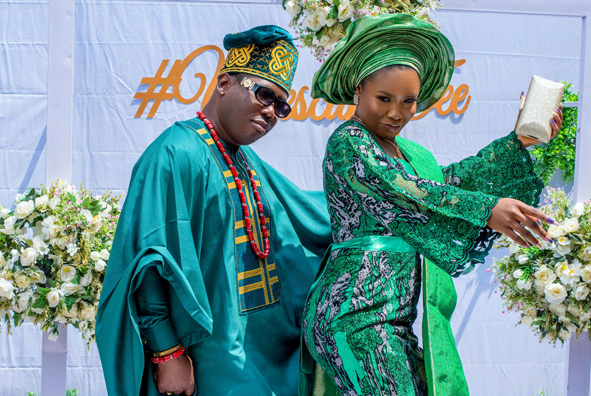 Temitope & Olayode's wedding plans changed due to COVID | #YodesCupofTee