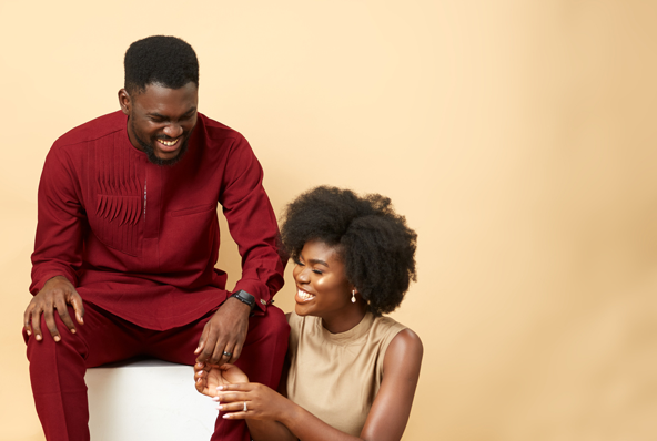 How a glass of orange juice brought Tinu and IBK together | #TIForever