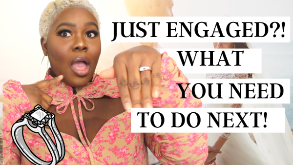 Just Engaged! What next? – Wura Manola