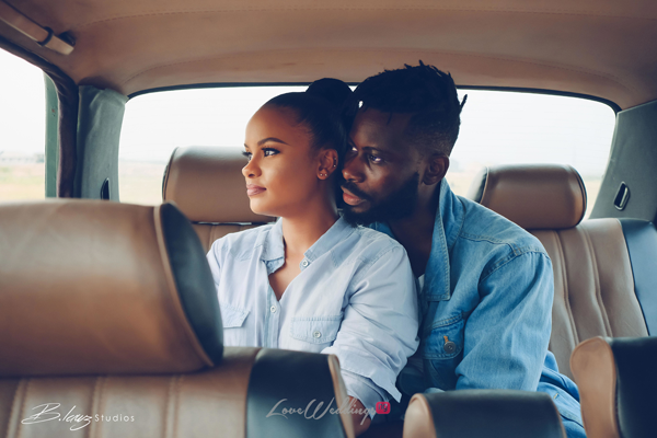 Faith & D'Mayo's engagement shoot photos are 🔥🔥 | BLawz Studios