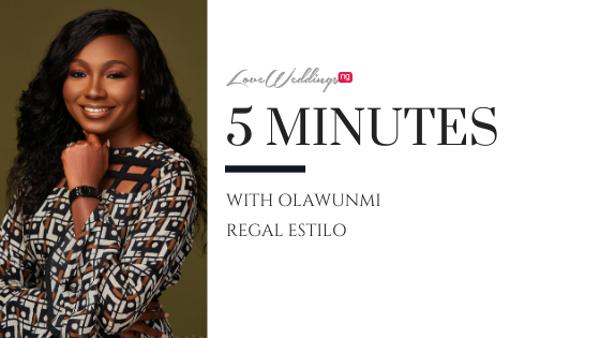Meet Olawunmi, the accountant & bridal stylist extraordinaire at Regal Estilo