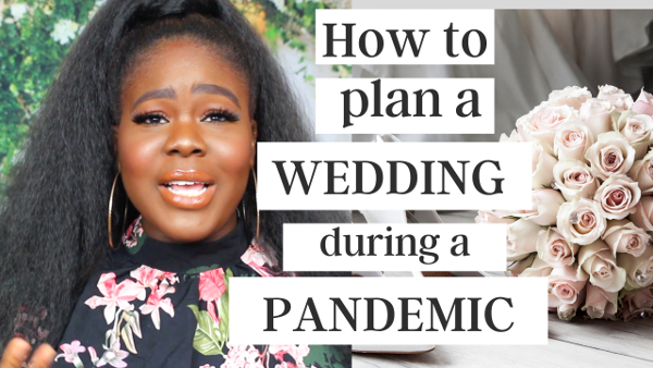 How to plan a wedding during a pandemic – Wura Manola
