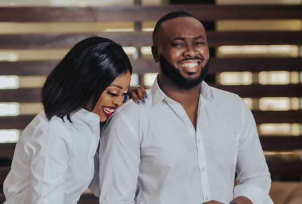 Cynthie and Uti's Nigerian Twitter love story | #TheDCunion