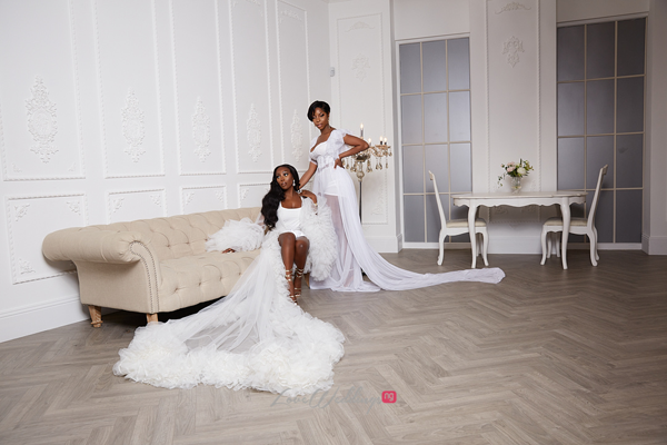 6 Grand Bridal Robes you'll love from Lessandra's Beauty