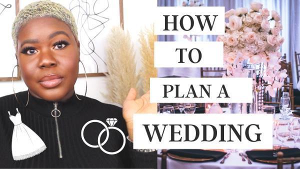How to plan a wedding – Wura Manola