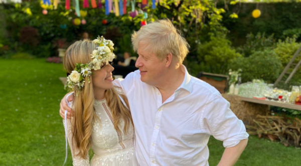 Boris Johnson weds Carrie Symonds, #TSquareForever & more wedding news